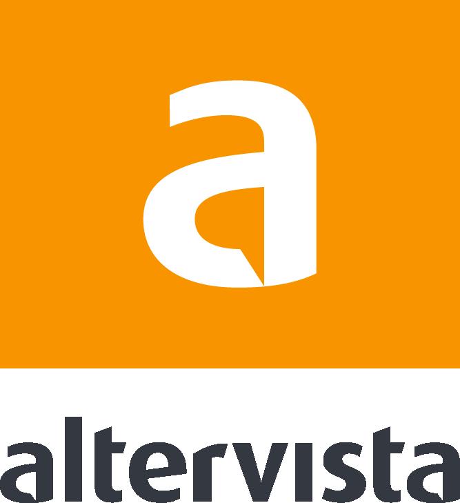 Brand altervista for Logo sito internet